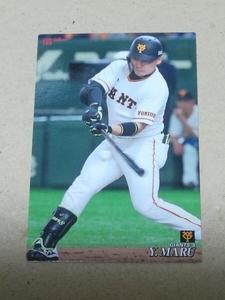 カルビー プロ野球チップス プロ野球カード2019 No.193 丸佳浩 読売ジャイアンツ