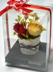 * консервированный цветок роза, тюльпан | отправка 300