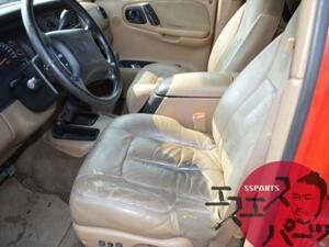 SSParts 運転席シートレール 99年デュランゴ 部品取り車