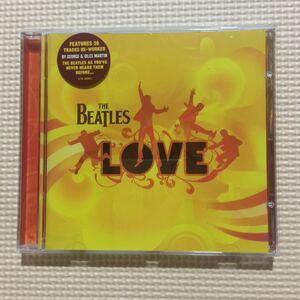 ザ ・ビートルズ LOVE EU盤CD