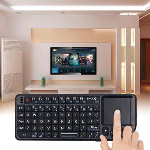 ミニワイヤレスキーボード エアマウス 2.4g ハンドヘルゲーム電話スマートテレビボックスアンドロイド 2.4 グラム k-922