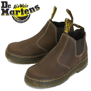 正規 Dr.Martens (ドクターマーチン) 24026248 HARDIE Chelsea Boot ハーディー サイドゴア チェルシーブーツ TAN UK8-約27.0cm