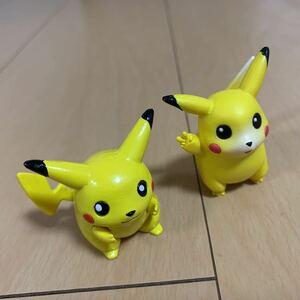 アクションフィギュア モンコレ ピカチュウ 中古品 ポケモン フィギュア ポケットモンスター