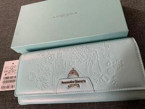 新品箱付き★サマンサタバサ★ディズニーコラボ アナと雪の女王 長財布 アナ雪
