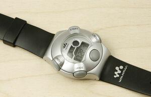 レア★新品同様★SONY WALKMAN デジタル腕時計