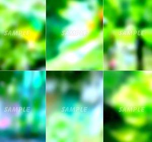 ●CG絵イラスト背景●オリジナル著作権フリー◆緑森林木◆幻想ファンタジー風印刷プリント高解像度画像素材集1,457点