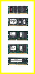 free shipping! 5 pieces set Note for memory Junk 64MB SDRAM Manufacturers is,Buffalo Kingston Samsung other