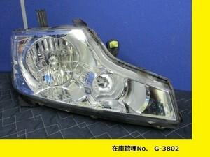 (2) RK1 / RK2 ステップワゴン 前期 右ヘッドライトASSY KOITO 100-22012 純正 33100-SZW-003 ハロゲン (右ヘッドランプ) (G-3802)