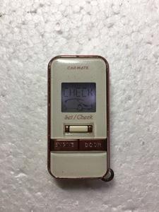 ☆CARMATE☆TE-W7100 エンジンスターター リモコンのみ