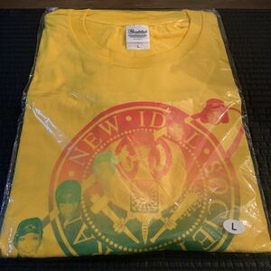 BiS Tシャツ Lサイズ 新品 廃盤 貴重 WACK BILLIE IDLEプールイ ファーストサマーウイカ テンテンコ カミヤサキ ヒラノノゾミ