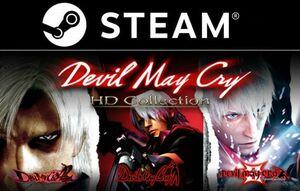 即日対応!【PC/STEAM版】デビルメイクライ(Devil May Cry) HDコレクション 日本語対応