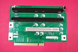 N_NEC PC9821V200等 Cバス ライザーカード G8YRJ ジャンク扱いにて おまけ付き 8811A