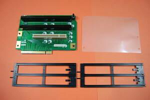 N_NEC PC9821V200等 Cバス ライザーカード G8YRJ ジャンク扱いにて おまけ付き 6643A