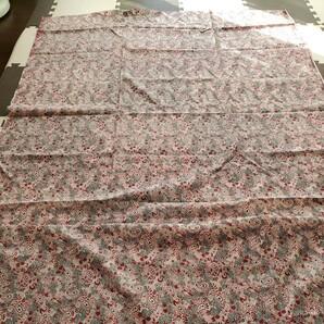 生地 3メートル ペーズリー柄 インドネシア産