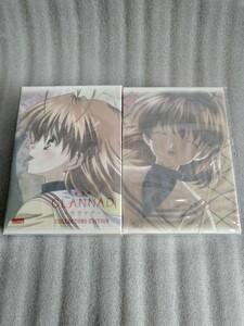 CLANNAD 劇場版 DVD 初回限定版 Visual Art's Key