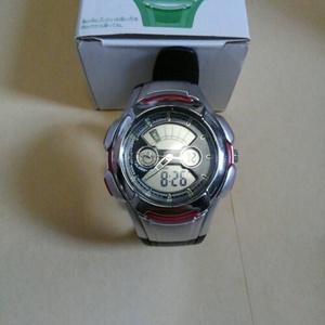 フラッシュウォッチ デジタル腕時計