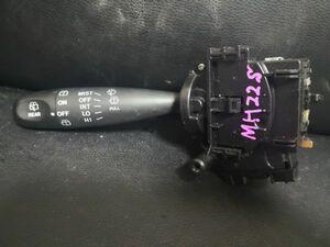 作動保証 送料520円可 迅速発送 管理C1 ワゴンR ③ MH21S ワイパー レバー スイッチ