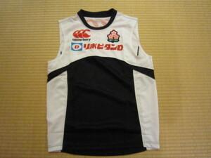 激レアLサイズ◎選手支給品新品◎日本代表 プラティスノースリーブTシャツ 黒 ラグビーワールドカップ