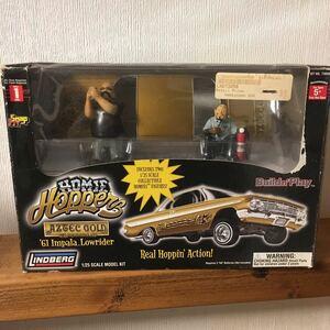 絶版 リンドバーグ Homie Hoppers 61 Impala Lowrider インパラ ローライダー 1/25 フィギュア付き