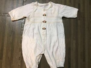 Souris Thule two way coverall rompers 50~70 coverall