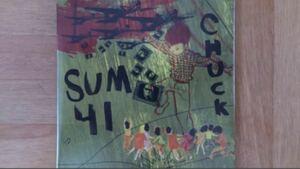 SUM 41 「CHUCK」 DVD付 初回限定生産