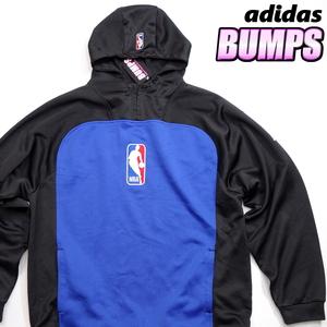 アディダス adidas パーカー ジャージ メンズ XL プルオーバー NBA バスケ 大きいサイズ カジュアル USA直輸入 古着 MAD-5-2-0023