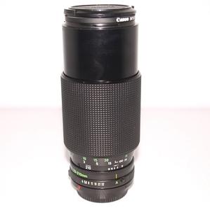 【W0936】 CANON/キャノン ZOOM レンズ FD 70-210mm 1:4