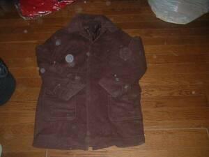 茶色コート中古品