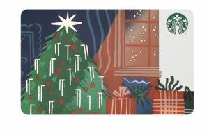スターバックス カード クリスマスツリー プレゼント