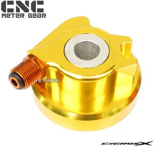 [高品質]CNC削出スピードメーターギア金 シグナスX 1型[国内5UA/台湾5TY/SE12J]シグナスX 2型[国内28S/台湾4C6/1CJ/SE44J]5UA-F5190-00互換