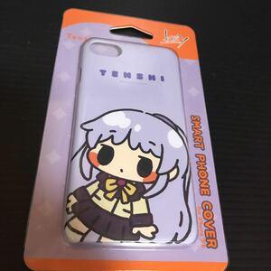 Key スマートフォンケースカバー Angel Beats! 天使ちゃん 立華かなで iPhoneカバー iPhone7 8 グッズ エンジェルビーツ! 公式