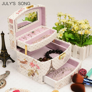 メルヘンチック♪゜ かわいいジュエリーボックス 宝石 アクセ 時計 ヨーロッパ 西洋 アンティーク 収納 ロマンチック 姫 yy209