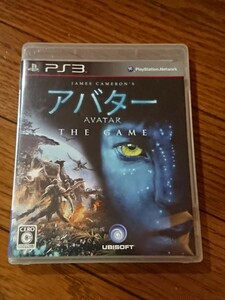 PS3 アバター THE GAME ユービーアイソフト