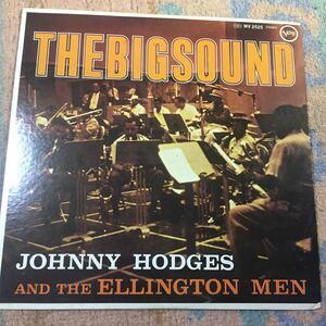 【LPレコード】『THE BIG SOUND』 USED