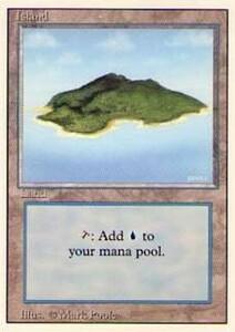 006297-003 3E 基本土地 島/Island(3) 英1枚 ▼