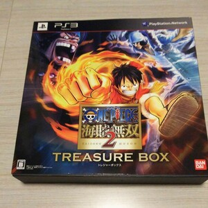 ワンピース 海賊無双2 TREASURE BOX