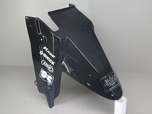 A-TECH エーテック Ninja250 リアフェンダー ニンジャ250 13年 (190830DJ0024)