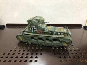 完成品 1/35 ホイペット 戦車 ドイツ 追加パーツあり