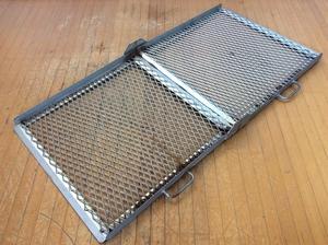 【福祉車両用車椅子のスロープ/折畳式/介護/介助】②段差解消ブリッジ道板