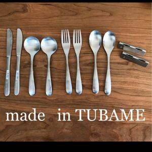 新品 made in TUBAME カトラリーセット カトラリーレスト