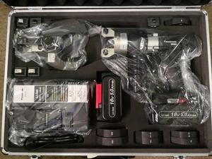 [新品] Panasonic EZ46A4K-H+EZ9X301+充電器+18V電池パック2個付き
