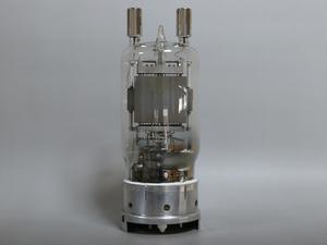 大型送信管 FU-80 自作真空管アンプ 1本 管理番号[GG0013B8]