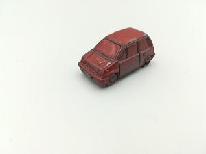 スーパーカー 消しゴム 管理番号033 ホンダシティーターボ レッドメタリック 当時物 昭和レトロ 希少