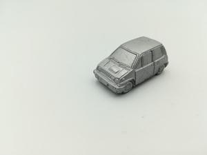 スーパーカー 消しゴム 管理番号034 ホンダシティーターボ シルバーメタリック 当時物 昭和レトロ 希少