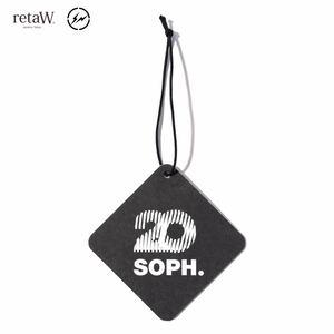 【新品未使用】 19SS SOPH 20 × retaW fragment design SOPHNET ソフネット CAR TAG 小物 アクセサリー 即決早い者勝ち 新品未使用
