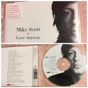 ■■■CD ウォーターボーイズ関連 マイク・スコット Mike Scott (CD1) Love Anyway■■■