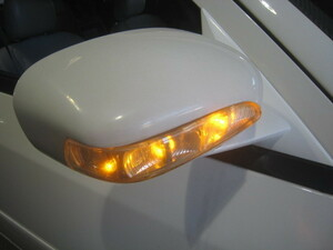 47907] Heisei era 19 year 2D4FV48VX5H Dodge Magnum right door mirror white 3p