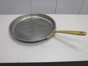 A1846◆銅製◆フライパン クレープパン φ30cm