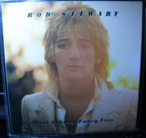 【LPレコード】ROD STEWART FOOT LOOSE & FANCY FREE