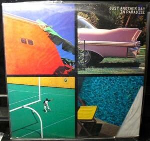 【LPレコード】BERTIE HIGGINS JUST ANOTHER DAY IN PARADISE